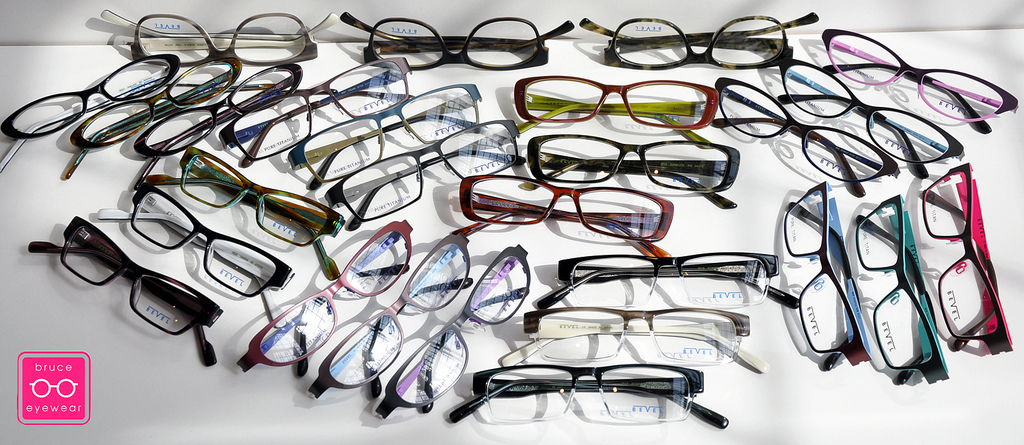 Small Faces Rejoice! | Bruce Eyewear