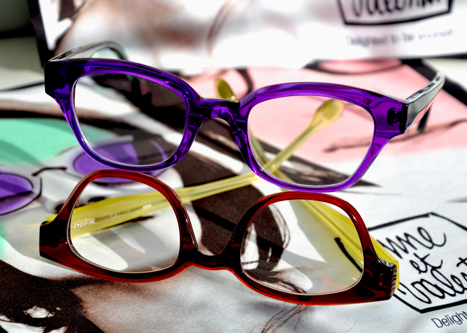 HAPPY ♡ANNE ET VALENTIN\'S♡ DAY! | Bruce Eyewear