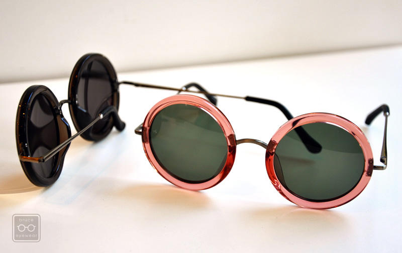 7943cfb80f Back in stock  The Linda Farrow   The Row collaboration round sunglass  you ve been looking for! Featured above are the new colours