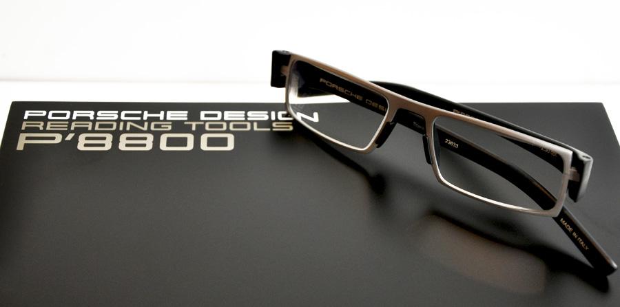New Readers From Porsche Design Bruce Eyewear